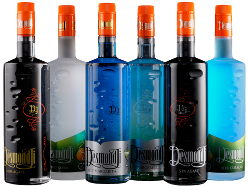 Desmondji Premium Spirits and Cocktails India